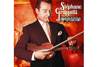 Stephane Grappelli - Improvisations (CD)