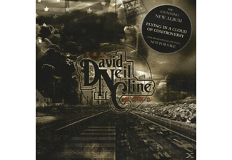 The David Neil Cline Band - Flying In A Cloud Of Controversy - (CD)