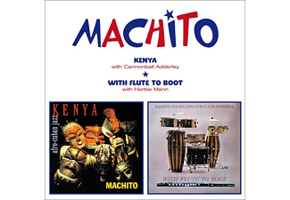 Machito - Kenya/With Flute to Boot (CD)