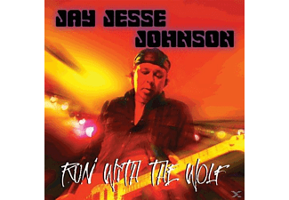 Jay Jesse Johnson - Run With The Wolf - (CD)