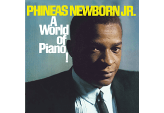 Phineas Newborn Jr. - A World of Piano! (CD)