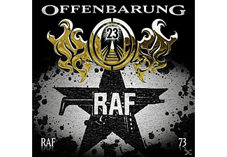 RAF - 1 CD - Krimi/Thriller