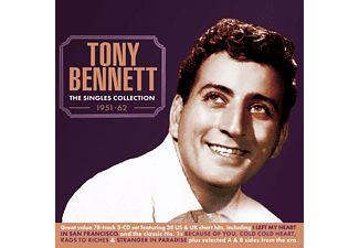 Tony Bennett - The Singles Collection 1951-62-Bennett - (CD)