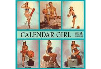 Julie London - Calendar Girl (HQ) (Vinyl LP (nagylemez))