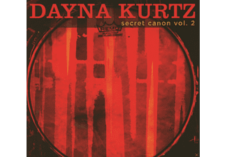 Dayna Kurtz - Secret Canon Vol.2 - (CD)