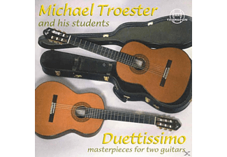 Michael Tröster - Duettissimo - (CD)