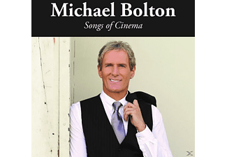 Michael Bolton - Songs Of Cinema - (CD)