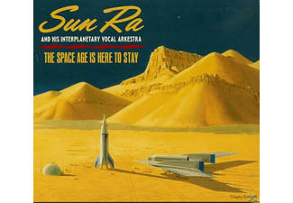 Sun Ra - The Space Age Is Here To Stay (CD) - (CD)