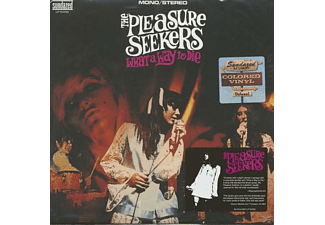 Pleasure Seekers - What A Way To Die  (LP,180 Gram Vinyl) - (Vinyl)