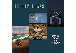 Philip Glass - Songs From The Trilogy - (Vinyl)