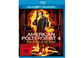 American Poltergeist 4-The Curse Of The Joker - (3D Blu-ray (+2D))