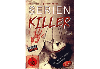 Serienkiller Box (3 Filme Uncut-Edition) - (DVD)