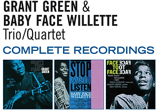 Grant Green, Baby Face Willette - Trio/Quartet Complete Recordings (CD)