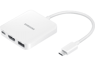Samsung Galaxy Tab Pro S Multi Port Adapter white (EE-PW700BWEGWW)