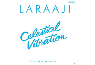 Laraaji - Celestial Vibration (Remastered) - (LP + Download)