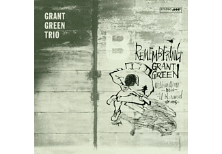 Grant Green Trio - Remembering (High Quality Edition) (Vinyl LP (nagylemez))