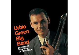 Urbie Green Big Band - Complete 1956-1959 Recordings (CD)
