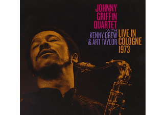 Johnny Griffin - Live in Cologne 1973 (CD)