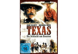 Texas - Die Schlacht um Houston - (DVD)