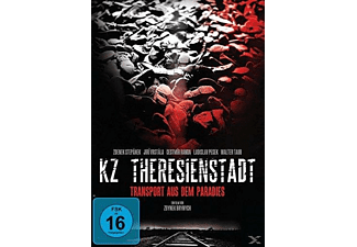KZ Theresienstadt - Transport aus dem Paradies (Limited) - (DVD)