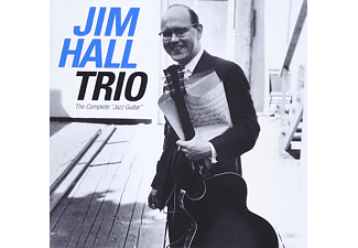 "Jim Hall Trio - Complete ""Jazz Guitar"" (CD)"