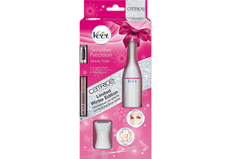 VEET Beauty Styler, Trimmer, Batteriebetrieb, Weiß