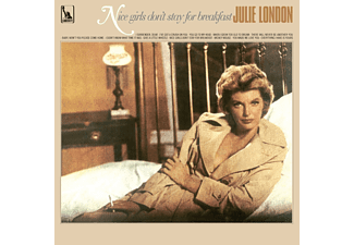 Julie London - Nice Girls Don't Stay (CD)