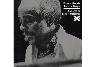 Barry Harris - Live in Tokyo (Digipak Edition) (CD)