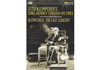 New Philharmonia Orchestra - Otto Klemperer's Long Journey through his Times - (DVD + CD)
