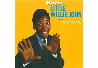 Little Willie John - Mister Little Willie John/Talk to Me New (CD)
