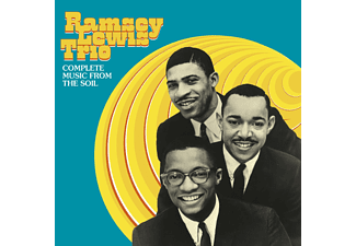 Ramsey Trio Lewis - Down to Earth/More Music from the Soil (CD)