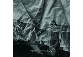 Thsiquietarmy - Vessels - (CD)