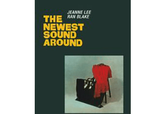 Jeanne Lee - Newest Sound Around (CD)