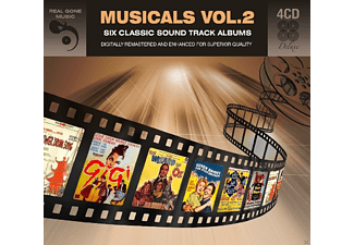 VARIOUS - Musicals - (CD)