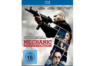 Mechanic: Resurrection BD - (Blu-ray)