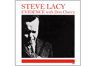 Steve Lacy & Don Cherry - Evidence with Don Cherry (CD)