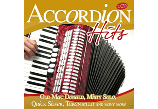 VARIOUS - Accordion Hits - (CD)