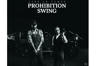 Lyre Le Temps - Prohibition Swing - (CD)