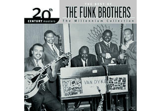The Funk Brothers - 20TH CENTURY MASTERS [CD]