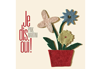 Pink Martini - Je Dis Oui! (CD)