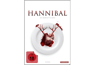 Hannibal 1.-3. Staffel (Gesamtedition) - (DVD)
