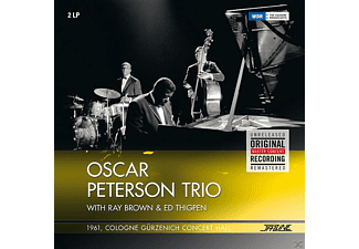 Oscar Peterson Trio (with Ray Brown & Ed Thigpen) - 1961 Cologne Gürzenich Concert Hall - (Vinyl)