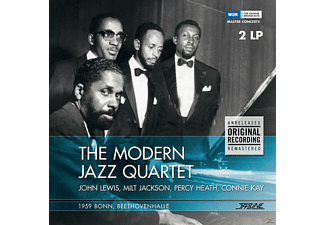 The Modern Jazz Quartet - 1959 Bonn-Beethovenhalle [Vinyl]