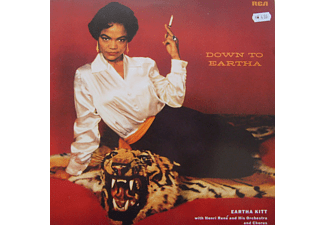 Eartha Kitt - Down to Eartha (HQ) (Vinyl LP (nagylemez))