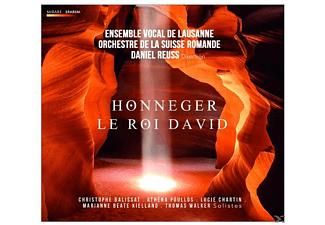 VOCAL ENS. LAUSANNE & SUISSE ROMAND - Le Roi David - (CD)