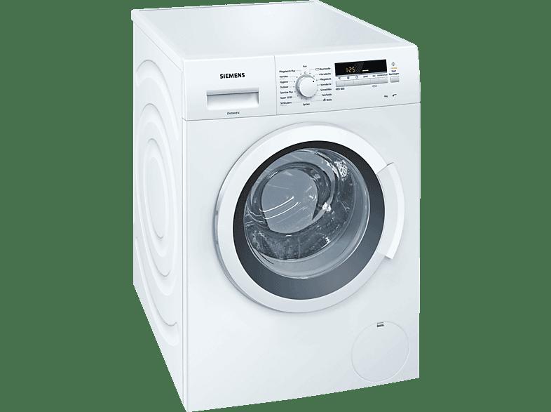 siemens iq100 wm14b222 isensoric waschmaschine 1400 upm 6 kg wei speedperfect. Black Bedroom Furniture Sets. Home Design Ideas