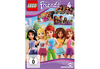 Lego Friends 4 [DVD]