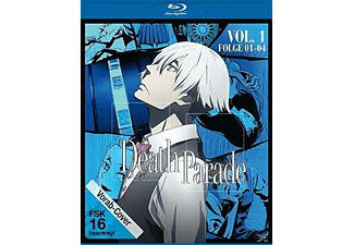 Death Parade - Vol.1 - (Blu-ray)