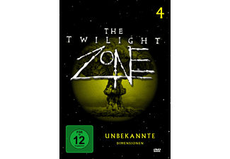 The Twilight Zone - Unbekannte Dimensionen - Teil 4 - (DVD)