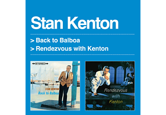 Stan Kenton - Back to Balboa/Rendezvous with Kenton (CD)